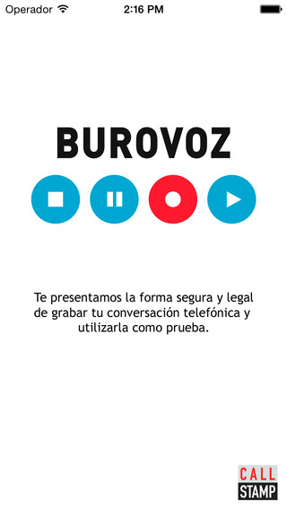 Burovoz ofrece sus servicios únicamente en España.