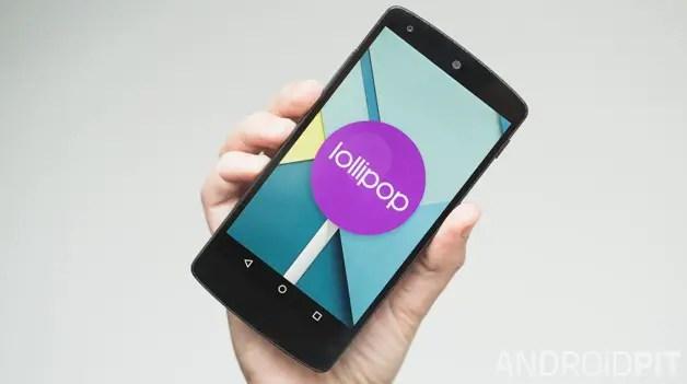 Nexus como actualizar Android
