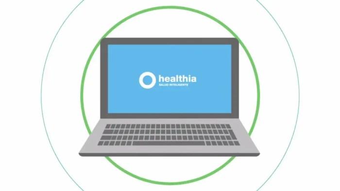 Healthia elimina los intermediarios entre médicos y pacientes.