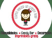 Imprimibles GRATIS para Candy Bar