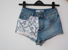 Cómo transformar un jean en short