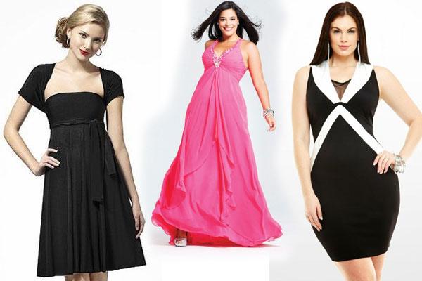 Cómo escoger un vestido según tu cuerpo 1