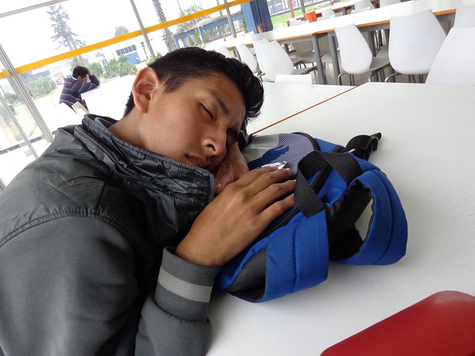 Cómo quitar el sueño rápidamente