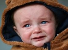 Cómo tranquilizar un bebé