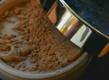 ¿Cómo reparar un polvo compacto roto?