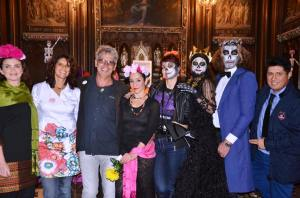 «Paris – Beau succès pour la quinzième édition de la Fiesta de los Muertos !» _ Article publié dans «La Prensa Francesa»