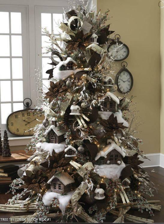 Pinos De Navidad 13 Decoracion De Interiores Fachadas
