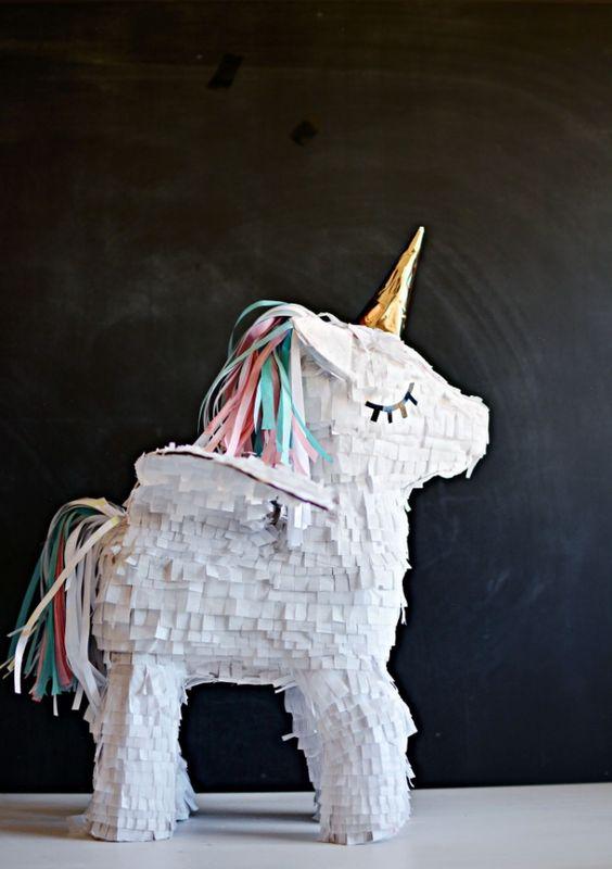 Ideas Para Decorar Una Fiesta De Cumpleaos De Unicornios
