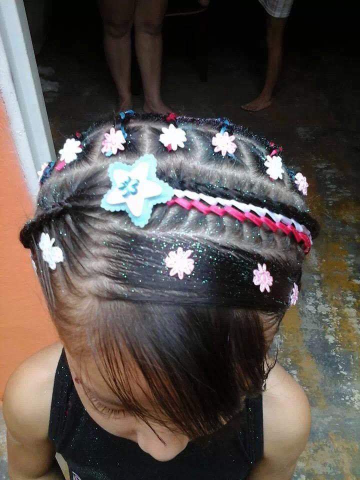 Peinados Con Trenzas Para Ninas 8 Decoracion De