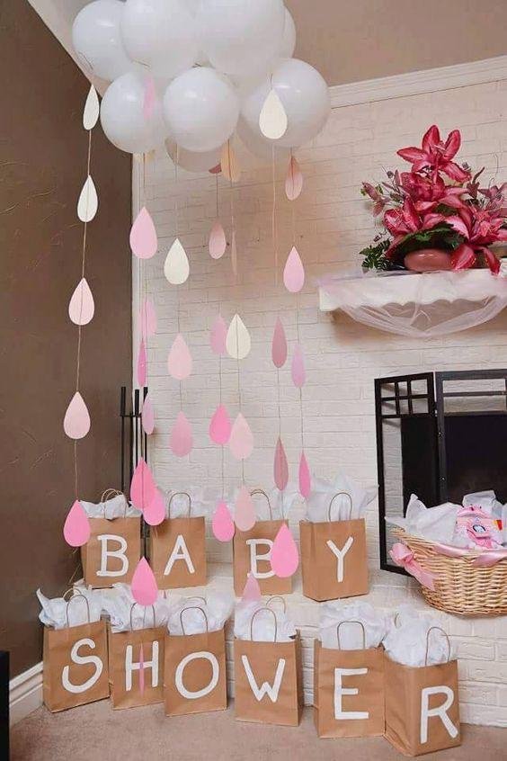 31 Ideas Organizar Baby Shower Nina 25 Como Organizar