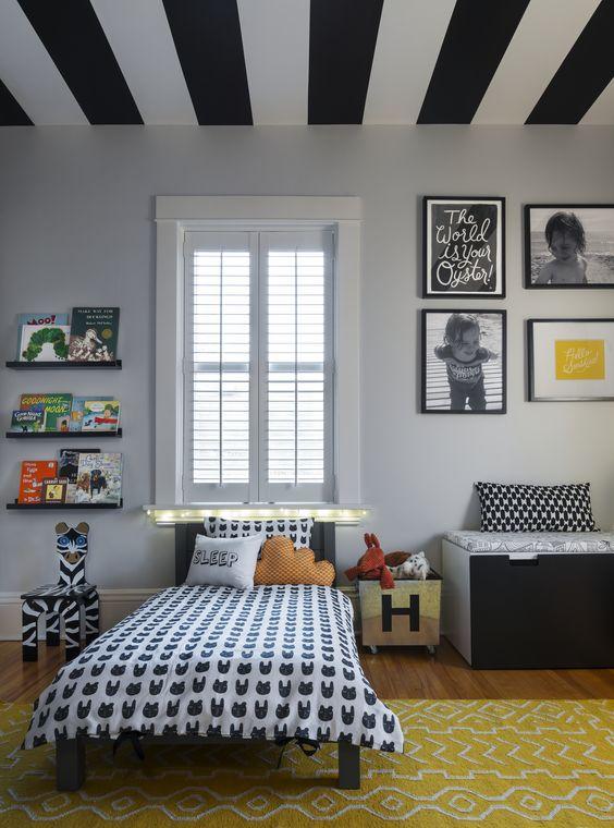 Lindas Ideas Decorar La Habitacion Nino 11 Decoracion De Interiores Fachadas Para Casas Como