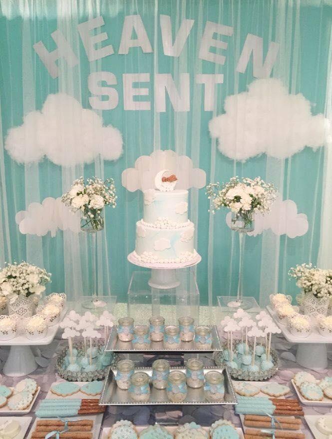 Decoracion Mesa De Baby Shower Nina.Decoracion De Mesa Para Baby Shower Nina Sencillo Free