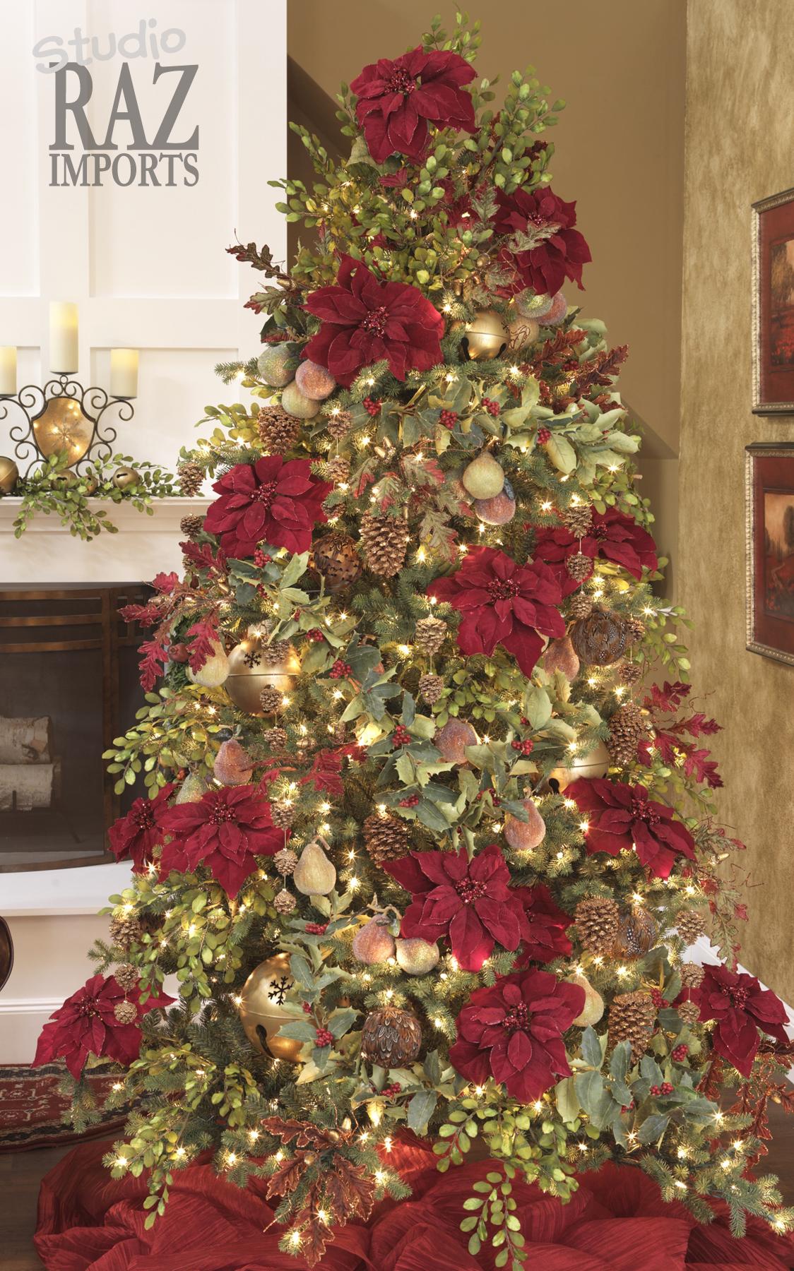 Ideas De Decoracin De Rbol De Navidad 2018 2019