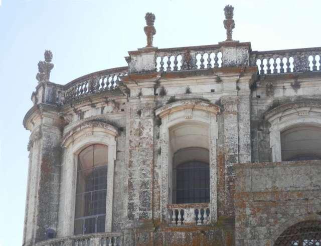 detalle catedral evora