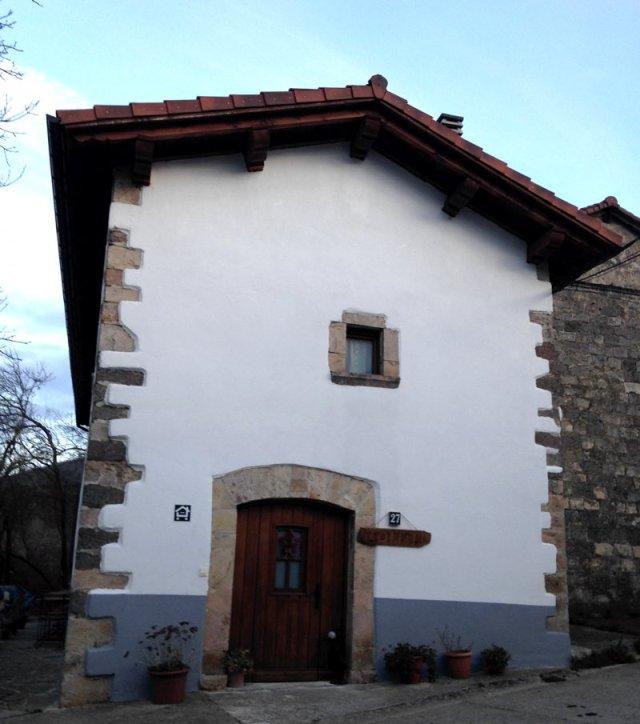 casa rural ekolanda navarra