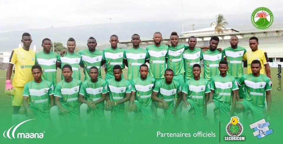 Volcan, Confederation Cup 2017 : Volcan Club à la conquête de l'Afrique, Comoros Football 269 | Portail du football comorien
