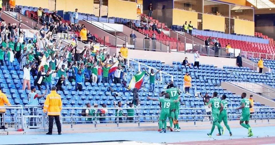 Cosafa, La participation au Cosafa Cup 2018 conditionnée par les finances