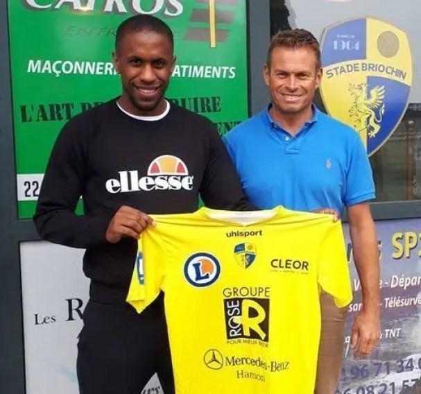 Aboubakari, Mercato : Nakibou Aboubakari de retour au Stade Briochin