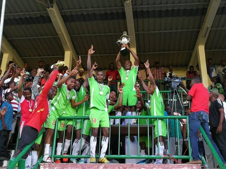 Miracle, Super Coupe des Comores 2018 : l'AS Miracle étrille Volcan Club