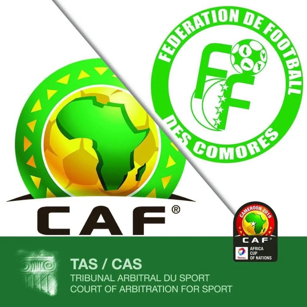 CAN 2019, CAN 2019 – Litige Comores vs CAF : la balle est au camp d'Ahmad