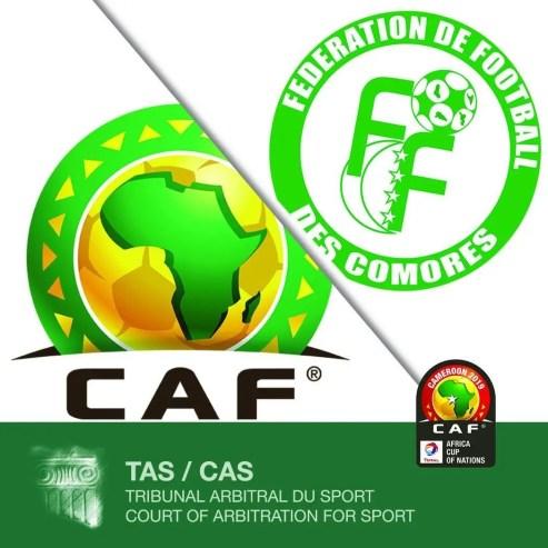 CAN 2019, CAN 2019 – Comores / CAF : le TAS n'a pas encore fixé de date !