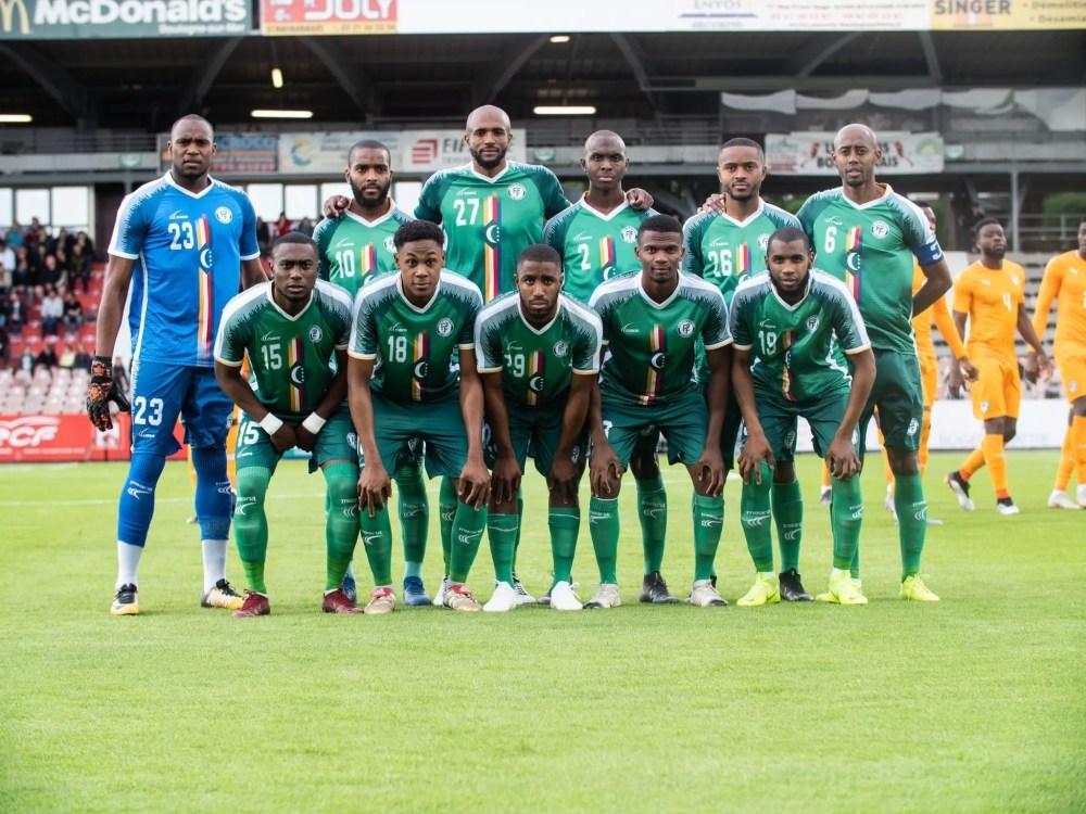 Mondial 2022, Mondial 2022 – Comores / Togo : la liste des Cœlacanthes d'Amir Abdou
