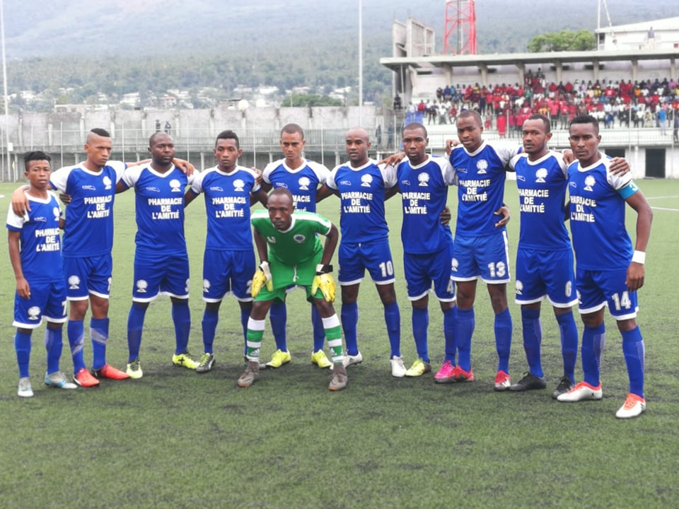 Fomboni FC, D1 : Fomboni FC sacré champion des Comores 2019