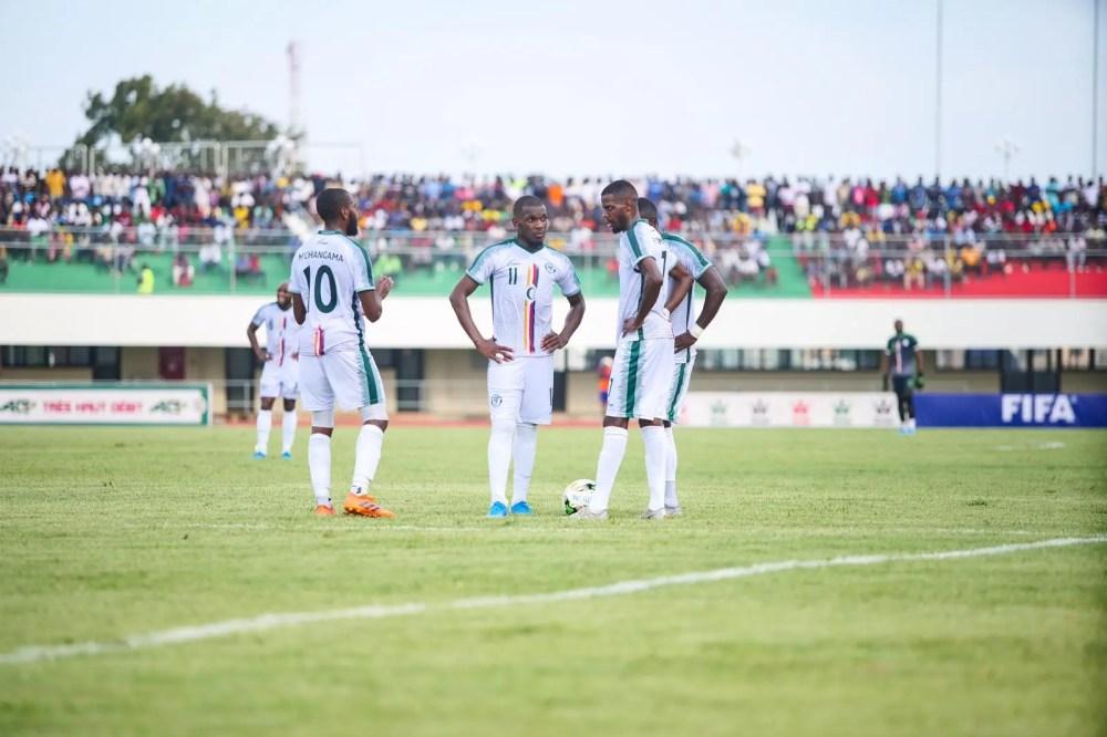 Comores, Mondial 2022 – Togo / Comores : les Cœlacanthes chutent à Lomé