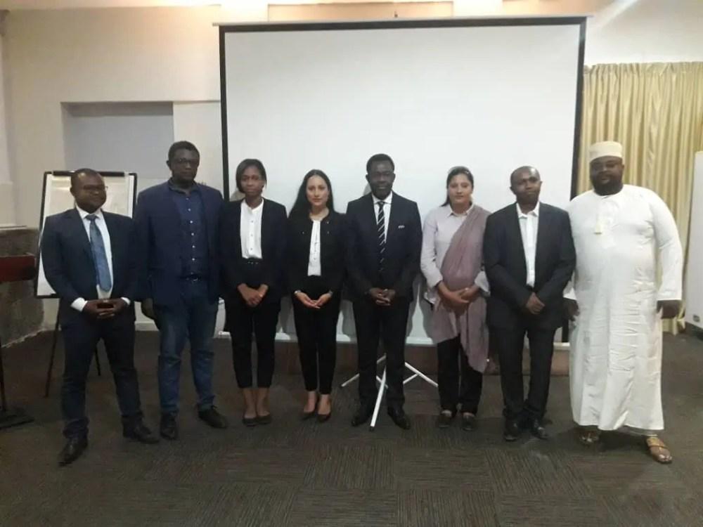 FFC, Les membres du Comité de Normalisation de la FFC sont connus
