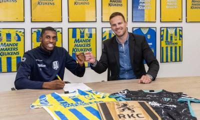 Saïd Bakari, Eredivisie : l'aventure se poursuit pour Saïd Bakari avec Waalwijk