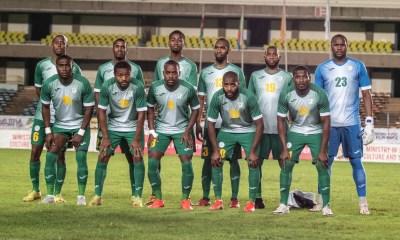 Comores, CAN 2022 : accrochées à Nairobi, les Comores restent en tête