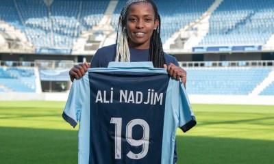 Nadjma Ali Nadjim, Mercato : Nadjma Ali Nadjim s'est engagée avec Le Havre