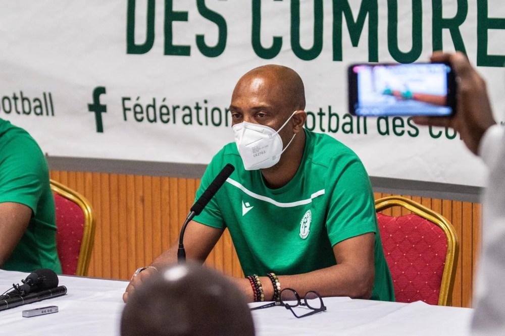 Amir Abdou, Amir Abdou : « Préparer la CAN dans les meilleures conditions », Comoros Football 269   Portail du football comorien