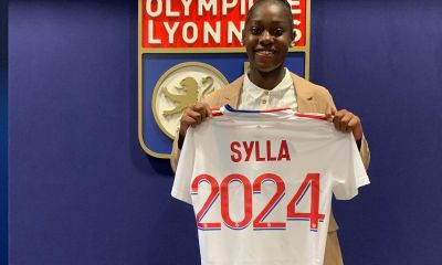 Kysha Sylla, Kysha Sylla signe son premier contrat pro avec l'OL, Comoros Football 269 | Portail du football comorien
