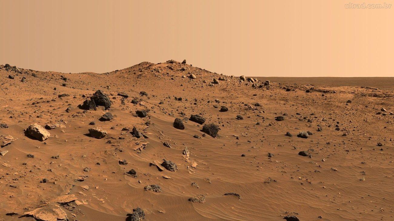 Caracteristicas de Marte