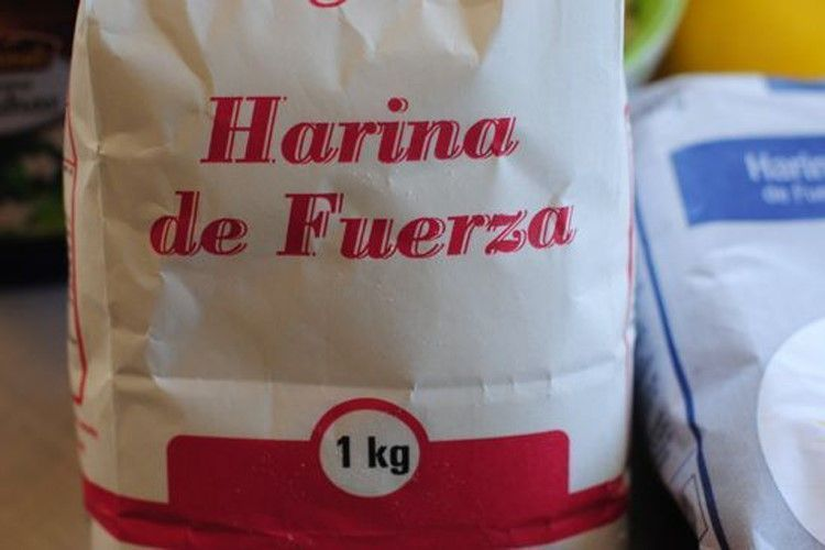 Harina de Fuerza
