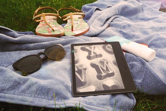 He pasado las vacaciones de verano con el nuevo Kindle Oasis de Amazon y ya tengo libro electrónico favorito