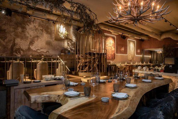 El restaurante de Madrid del que todo el mundo habla (y en el que, además, se come muy bien)