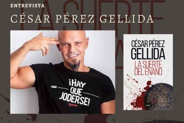 César Pérez Gellida: «Resulta complicado vivir de este oficio»