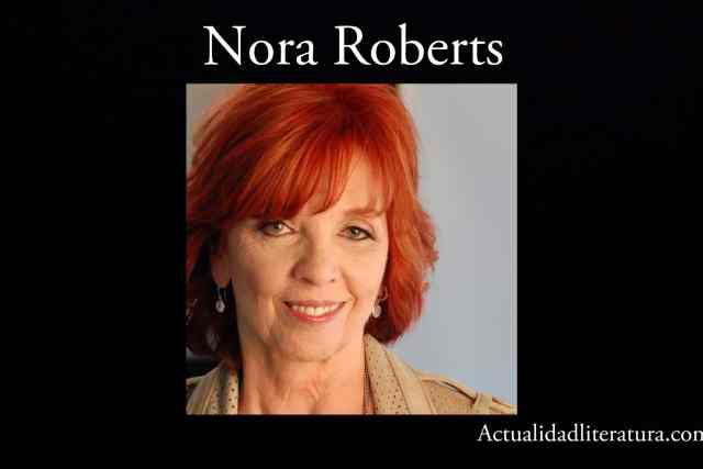Los libros de Nora Roberts