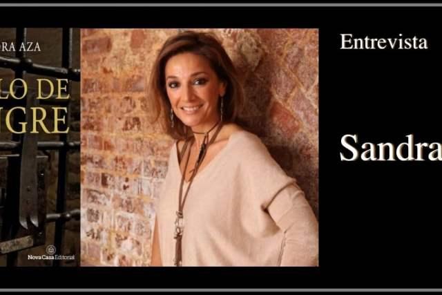 Sandra Aza: «El arte de la prosa radica en pintar con letras»