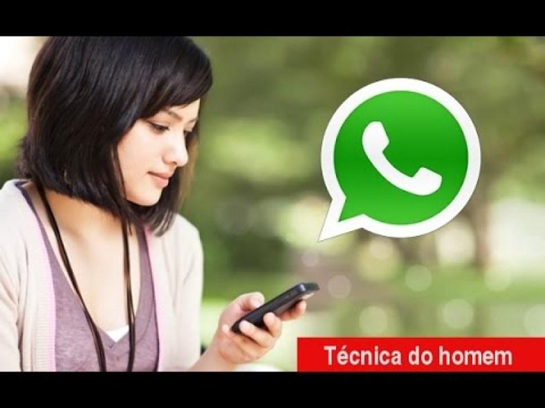 conquistar um homem com mensagens de texto pelo celular