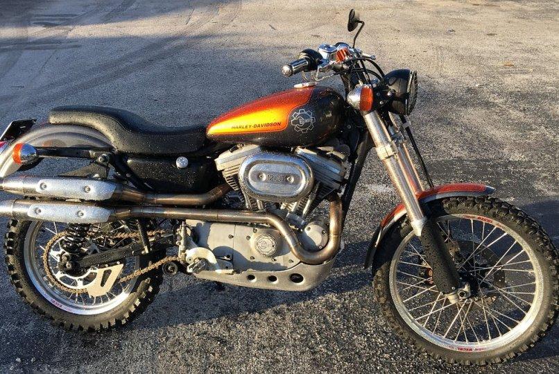 Hugo Moto Gets Dirty With American Iron