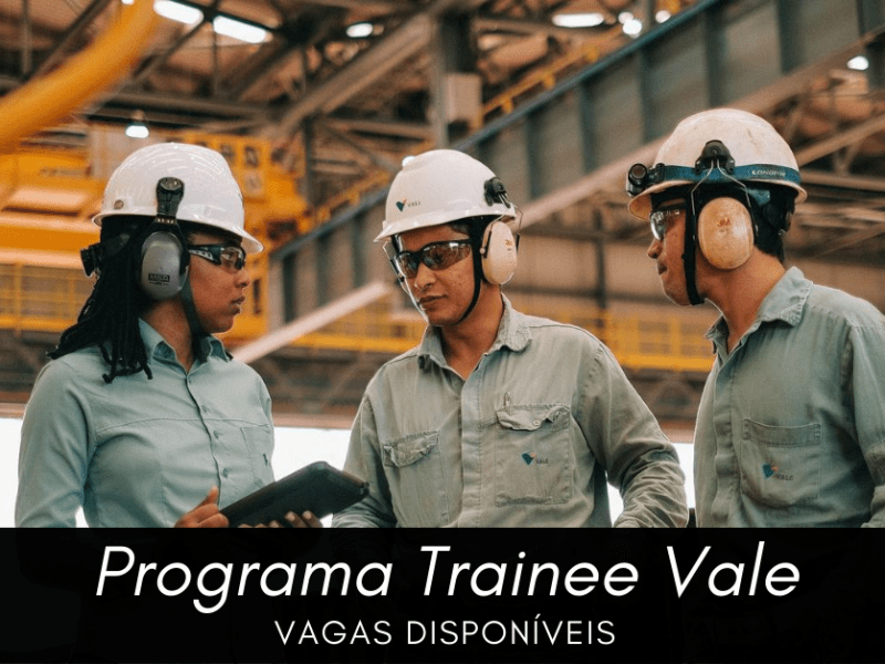 Programa Trainee Vale