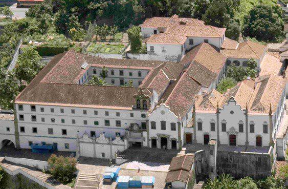 Convento de Santo Antônio, Rio de Janeiro - Foto Retirada do Site Oficial3