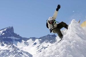 Esqui, Argentina, Las Leñas - Foto Secretaria de Turismo da Argentina, Divulgação