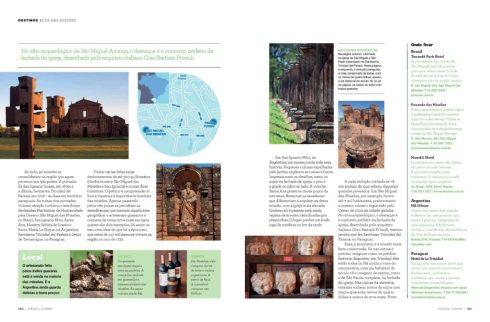 Missões Jesuíticas, Revista da Azul - Texto Nathalia Molina 03-2