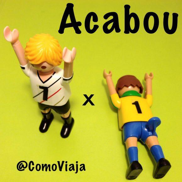 27 Como Viaja! na Copa, Brasil leva Goleada da Alemanha por 7 a 1, Playmobil, Brinquedos - Foto Nathalia Molina @ComoViaja
