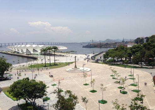 MAR, Museu de Arte do Rio, Vista, Visual, Praça Mauá - Foto Nathalia Molina @ComoViaja (3)