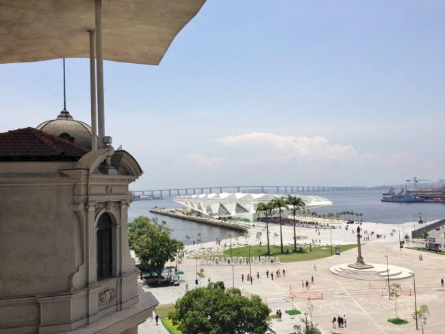 MAR, Museu de Arte do Rio, Vista, Visual, Praça Mauá - Foto Nathalia Molina @ComoViaja (4)